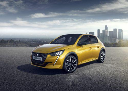 Eines der Messehighlights in Genf: Peugeot präsentiert als Weltpremiere den neuen 208.werk