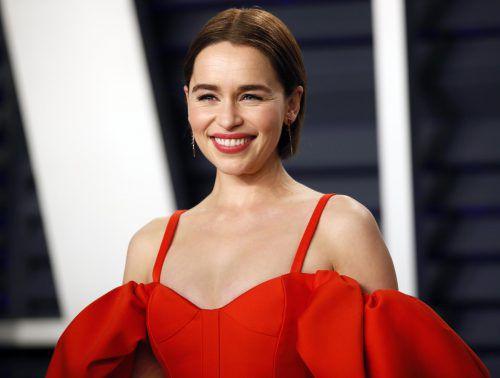 Emilia Clarke hatte große gesundheitliche Probleme. Reuters