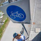 Beim Radverkehr läuft es unrund