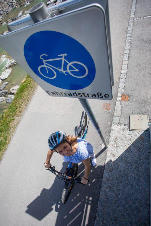 Es soll im Land der Radfahrer mehr Fahrradstraßen geben. vn/steurer