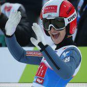 Zweite Silbermedaille für Eva Pinkelnig