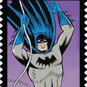 Comicfigur Batman wird 80