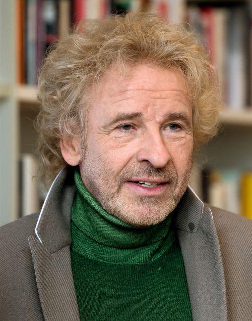 Thomas Gottschalk ist auch mit 70 Jahren noch aktiv im Fernsehen. apa