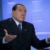 Berlusconi im Krankenhaus