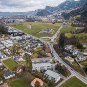 Vorarlberg im Wandel – aus der Drohnen-Perspektive. Götzis