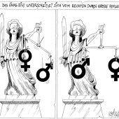 Frauenrechte am Weltfrauentag!