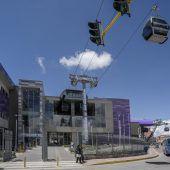 600 Millionen: Doppelmayr finalisiert größtes urbanes Seilbahnnetz der Welt. D1