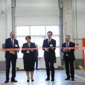 Eröffnung in Tiflis
