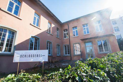 In Der Schlosserei im Dornbirner Steinebach findet das zweite Innovation Date statt. VN