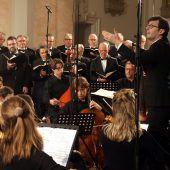 Chorakademie bot Klangereignis. D6