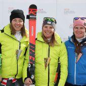 Liensberger holt sich Ski-Gold Nummer vier. C3