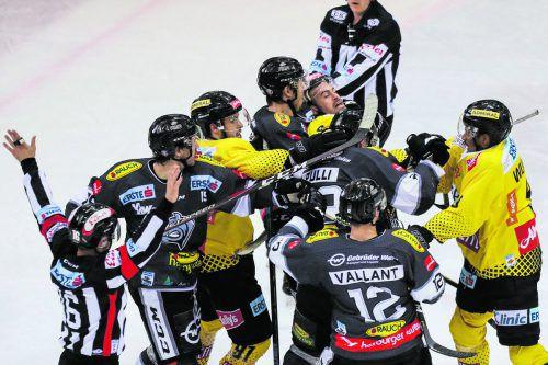 Für den Dornbirner EC war die Saison ein Kampf vom Anfang bis zum Ende.gepa