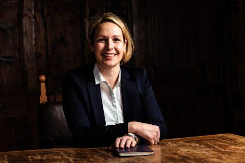 Gudrun Petz-Bechter ist neue Vizebürgermeisterin von Feldkirch.Stadt/MAthis