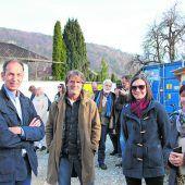 Neue Kleinwohnanlage in Feldkirch-Gisingen