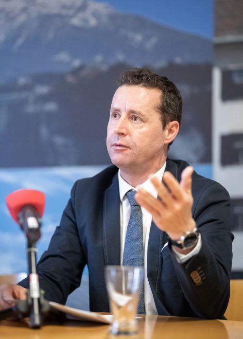 Hansjörg Mayr bestätigte die Festnahme eines heimischen Radsportlers.APA