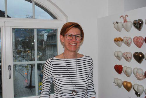 Heidi Mark ist Geschäftsführerin von inside Dornbirn.erh