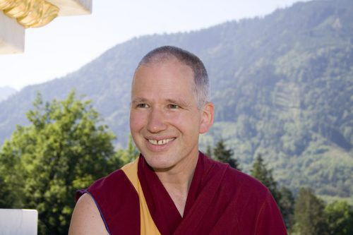 Helmut Gassner war lange Zeit Dolmetscher für den Dalai Lama. Franc