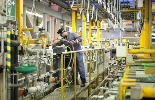 Hightech in der Oberflächenveredelung geht bei Collini einher mit hohen Umweltstandards und Ressourcen-Management. Fa
