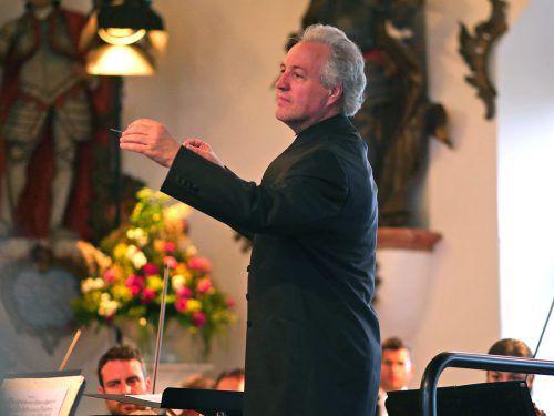 Honeck will auch junge Musiker fördern und neues Publikum für die klassische Musik gewinnen. Voith