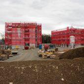 Bäumle-Quartier wächst stetig