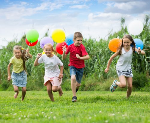 Im Frühjahr gibt es für Kinder ein vielfältiges Programm. Mehr dazu im Familienkalender. Stadt