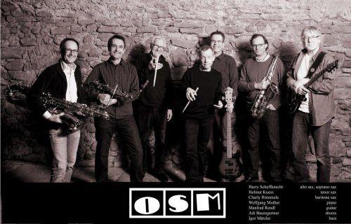 """Im Rahmen der Reihe """"Jazz im Museum"""" ist die Oberstädter Stubenmusik heute mit Augustin Jagg und Hubert Dragaschnig im Vorarlberg Museum zu Gast.OSM"""