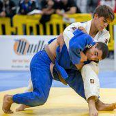 Judokas greifen an