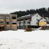 Neuer Wohnraum im Bregenzerwald