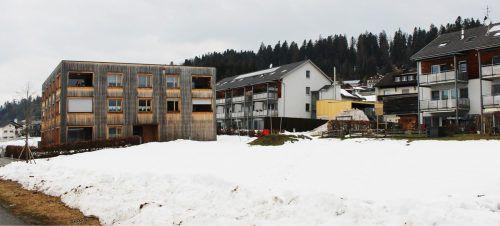 In Doren-Schnoran sollen noch heuer weitere Wohnungen entstehen.