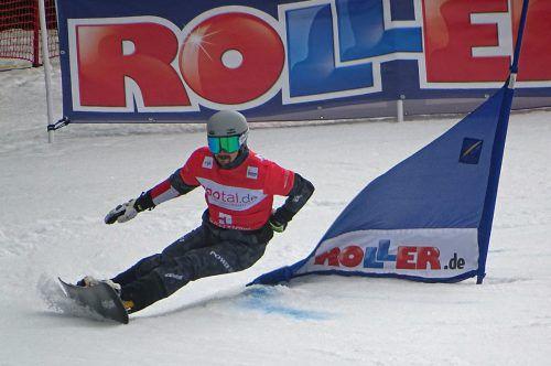 In Winterberg feierte Lukas Mathies (Bild) seinen zweiten Weltcupsieg, als er im Finale den Deutschen Stefan Baumeister bezwang.