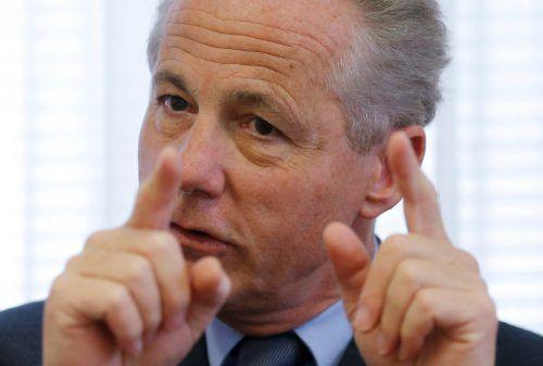 IV-Präsident Georg Kapsch hat sich in die Nesseln gesetzt.reuters