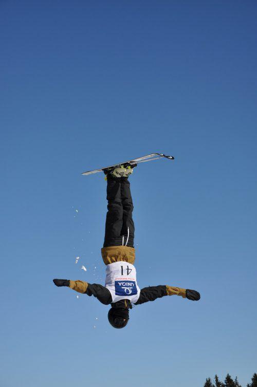 Jakob Presslauer holte sich den Meistertitel in der Disziplin Aerials. vsv/HK