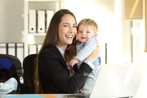 Junge Frauen wollen sich nicht mehr zwischen Kind und Karriere entscheiden müssen.