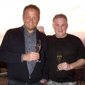 Weinverkostung der Extraklasse
