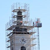 Satteinser Kirchturm soll zu Dachgarten werden