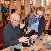 Repair Café Bludenz zieht positive Zwischenbilanz
