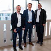 Neue Führung bei Goldbeck Rhomberg