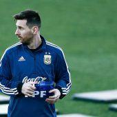 Rückkehr der Superstars:Messi und Ronaldo mit Comeback