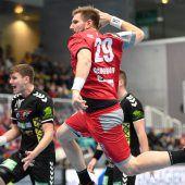 Närrisches Treiben auf dem Handballparkett