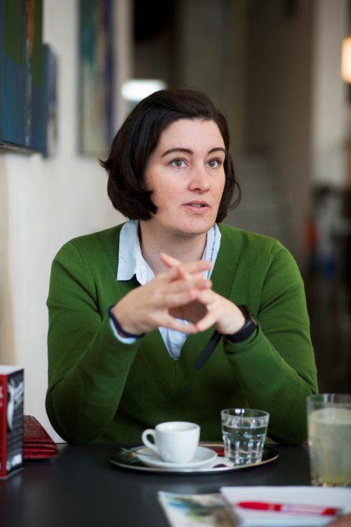Marlene Kirchner tritt als Tierschutzombudsfrau zurück. VN/Paulitsch