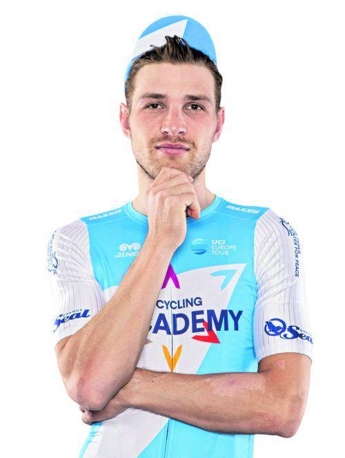 Matthias Brändle, heute im Renneinsatz, platzte der Kragen.team