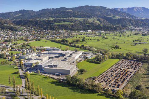 Meusburger erzielte einen Umsatz von 308 Millionen Euro. Für die Zukunft ist Guntram Meusburger optimistisch. Firma