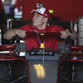 Mick Schumacher testet in Bahrain Ferrari und Alfa Romeo