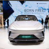 Autonews der WocheArcfox könnte schon 2020 mit der Serienproduktion starten / Ssangyong Korando mit neuer Formensprache / Neuer Opel Zafira: Kleiner Bus statt großer Van