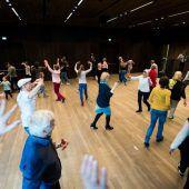 Mit-Tanzen belebt den Volkstanz neu