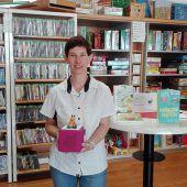 Bücherei Schlins setzt auf Digitales