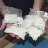 Fünf Kilo Kokain in der Wohnung