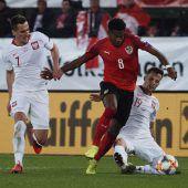 Österreich in EM-Qualifikation in Israel bereits unter Zugzwang