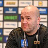 Trennung von Teamchef Johannesson