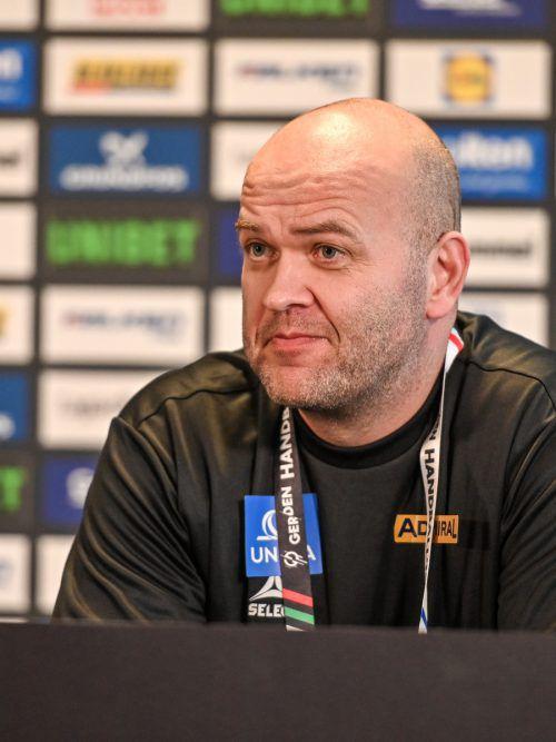 Patrekur Johannesson ist nicht mehr Trainer der ÖHB-Männerteams.GEPA